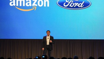 Amazon was huge at CES 2016, and they weren't even there