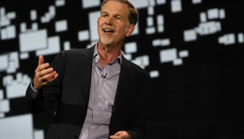 Netflix CEO on streaming battle: We're like Starbucks, and Amazon is like Walmart