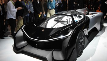 Car technology highlights from CES 2016