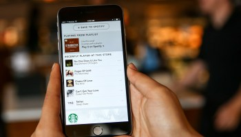 Starbucks partners with Spotify to reimagine its music offering, again