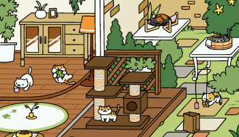 App of the Week: Tame your cat craving with Neko Atsume, aka Kitty Collector