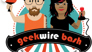 GeekWire's 5th Anniversary Bash, March 24 at CenturyLink Field Event Center: Ping-pong, games, and endless fun at our biggest event ever