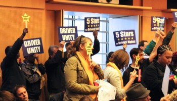 U.S. Chamber calls Seattle's Uber union law illegal, threatens lawsuit against city