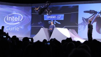 Intel's epic CES keynote featured just about everything, from flying drones to a geek fashion show