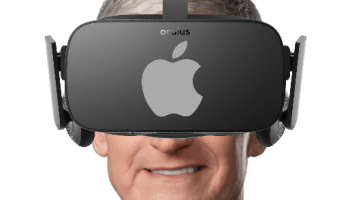 CEO Tim Cook isn't the only one at Apple interested in virtual reality