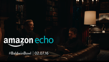 Amazon teases its first-ever Super Bowl ad, starring Alec Baldwin, Dan Marino and Alexa