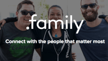 Rightside's new .family domain extension aims to take families and brands beyond .com