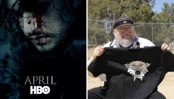 George R.R. Martin admits he won't catch up to HBO's 'Game of Thrones' in time