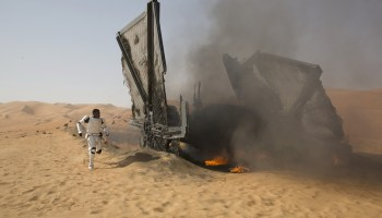 'The Force Awakens' video reveals lots of magic, and some reality, in film's visual effects
