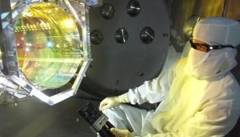 LIGO inspection