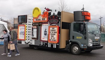 First look at Amazon's Treasure Truck: Getting a deal from Jeff Bezos' 'four-wheeled joy machine'