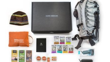 Cairn Subscription Box raises $1.7 million to expand its business for outdoor recreation enthusiasts