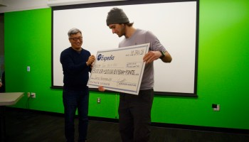 Winner of Expedia's first Seattle hackathon links concert and sports tickets to travel booking