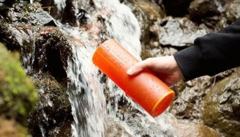 Grayl uses Kickstarter to launch Ultralight, the 'world's best' water purification bottle