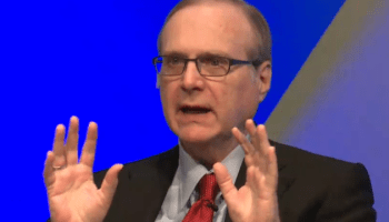 Paul Allen launches $100M Frontiers Group program for 'out-of-the-box' bioscience