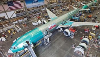 Boeing downplays reports of massive disruption from WannaCry malware, says no production issues