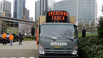 Amazon is throwing a free 'mini music festival' in Seattle today