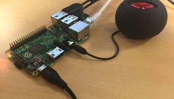 Build your own Echo: This Alexa-powered speaker runs on a Raspberry Pi