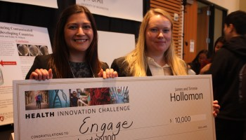 Biotech startup Engage wins the University of Washington's first Health Innovation Challenge