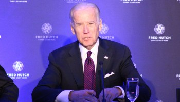 Joe Biden asks innovators at SXSW for help with cancer initiative, shouts out Amazon and Fred Hutch