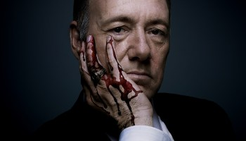 'House of Cards' is the world's most pirated show, thanks to Netflix global streaming rights