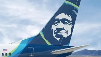 Image: Alaska Airlines jet