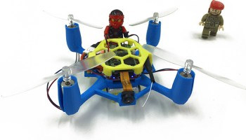 GeekWire Deals: Get into DIY drones with this 3D-printed starter kit