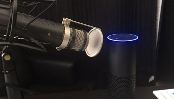 GeekWire Radio: Amazon's Alexa returns as our special guest