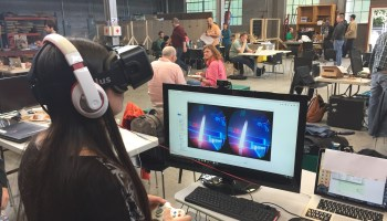 Inside the Seattle VR Hackathon, a glimpse of virtual reality's potential