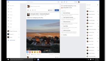 Windows users get Facebook, Instagram, Messenger updates for latest Microsoft OS
