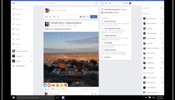 Windows users get Facebook, Instagram, Messenger updates for latest Microsoft OS