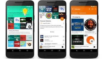 Podcasts come to Google Play Music on Android and the web