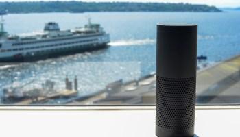 Amazon's Alexa gets Washington State Ferry smarts, thanks to new third-party skill