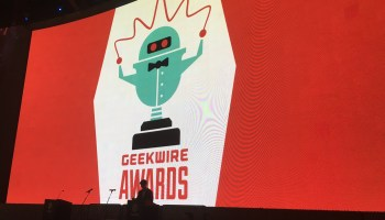 Live from the GeekWire Awards: Catch all the action from our giant celebration of Pacific NW innovation