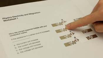 University of Washington partners with Disney to develop cheap touch-sensitive paper