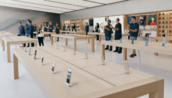 Apple Store via Twitter