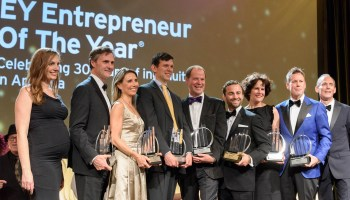 Revealed: EY names 2016 Entrepreneur of the Year winners for Pacific NW