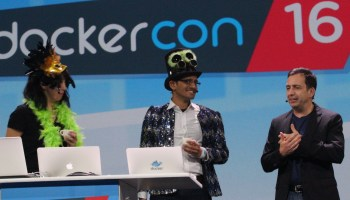 Docker gets down to business on second day of DockerCon 2016 in Seattle