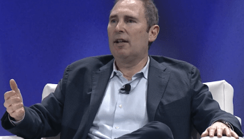 Amazon Web Services CEO Andy Jassy: Virtually every major country will have an AWS region