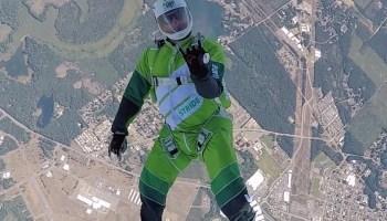 How aerodynamics saved skydiver Luke Aikins during parachute-less landing feat