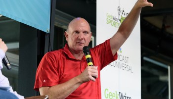 LA Clippers owner Steve Ballmer says software can enable new camera angles for NBA games