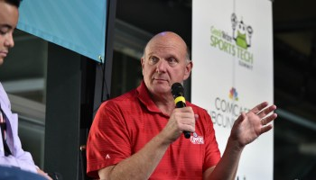 Steve Ballmer, Doug Baldwin highlight first-ever GeekWire Sports Tech Summit