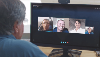 Microsoft challenges Google Hangouts with free 'Skype Meetings' service