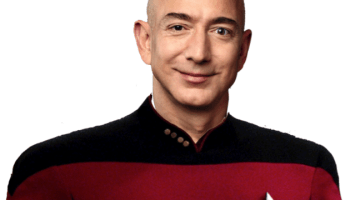 Amazon CEO Jeff Bezos plays role in 'Star Trek Beyond,' fulfilling a dream