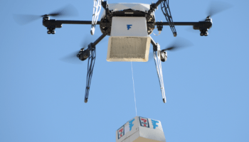 7-Eleven completes 'historic' Slurpee delivery via drone, beating Amazon to the punch