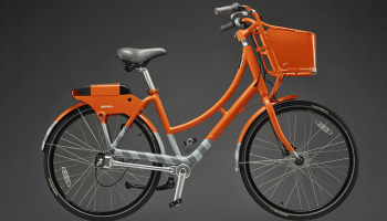 Nike helps launch new 'smart' bike-sharing program in Portland