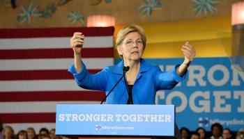 GeekWire Radio: Sen. Elizabeth Warren challenges tech giants, Microsoft CEO Satya Nadella's book deal, and more
