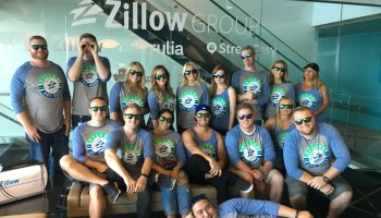 Zillow at the ballpark: Over 850 employees headed to Mariners' matinee