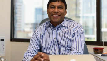 Seattle entrepreneur Naveen Jain sponsors XPRIZE for alert system to report sexual violence