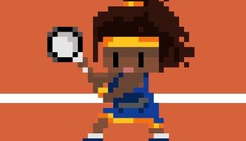 Snapchat meets gaming: Gatorade launches in-app 8-bit Serena Williams tennis game
